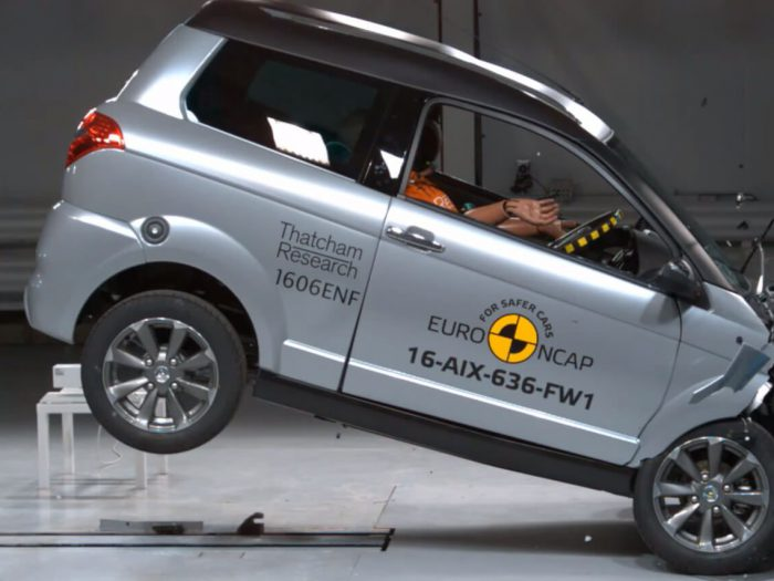 crash tests product owner