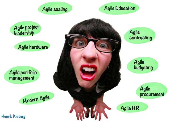 Omnipresence agile